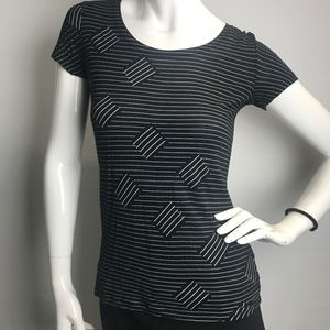A/X  Armani Exchange  Blouse Short Sleeve